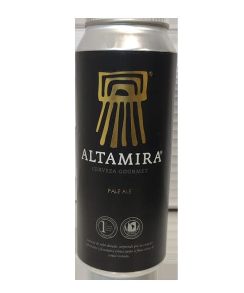 Cerveza Artesanal Altamira de Valparaiso