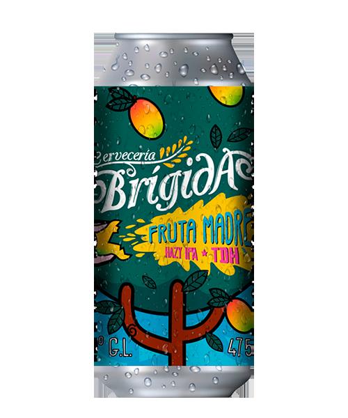 Cerveza Artesanal Brigida Hazy Ipa