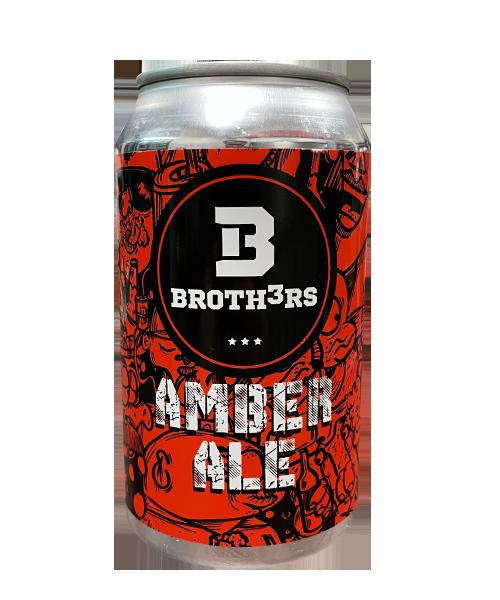 Cerveza Artesanal Broth3r