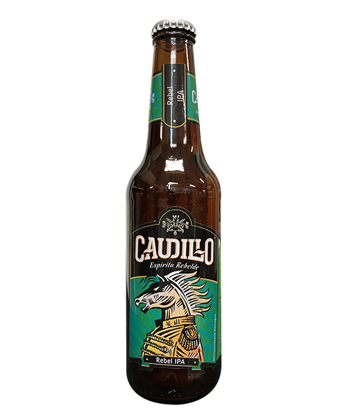 Cerveza Artesanal de Rancagua Caudillo