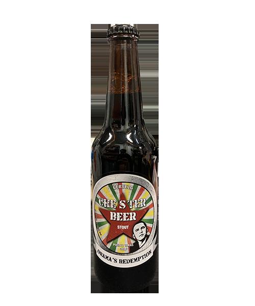 Cerveza Artesanal Chester beer