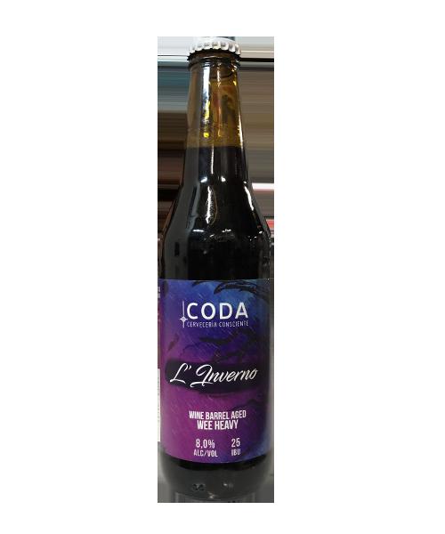 Cerveza Artesanal Coda