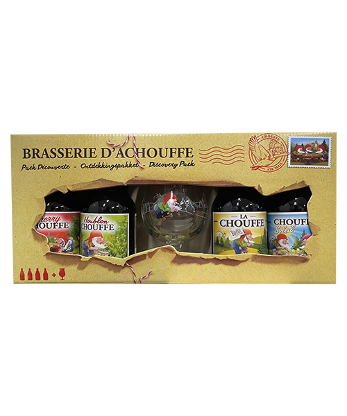 Four pack Chouffe