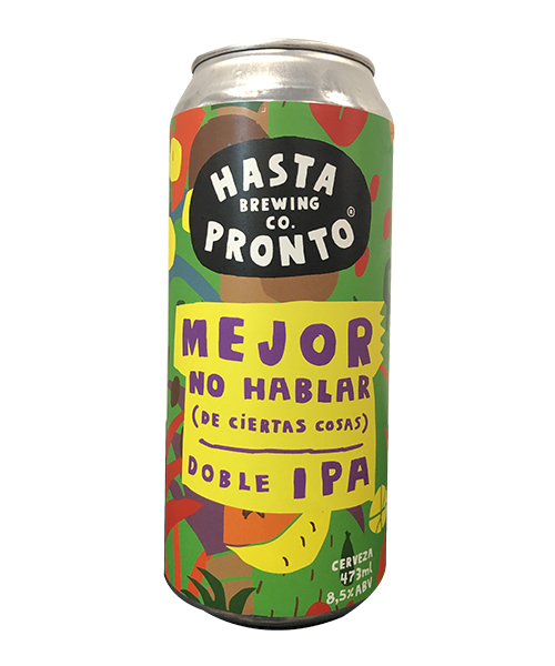Cerveza Artesanal Hasta Pronto Doble IPADoble IPA
