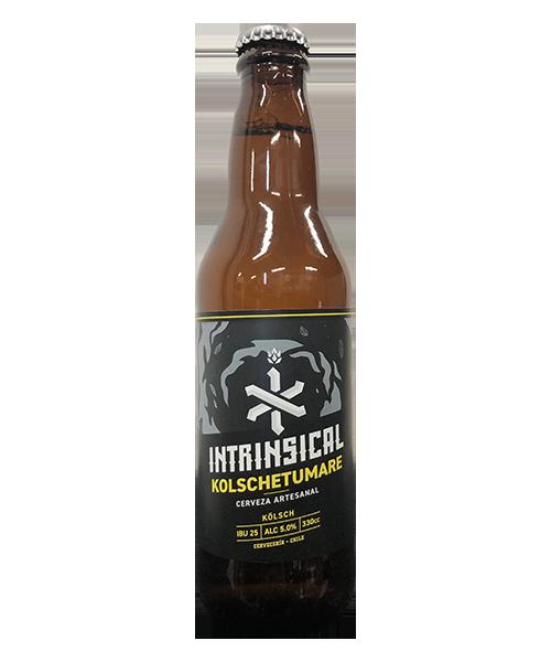 Cerveza Artesanal Intrinsical