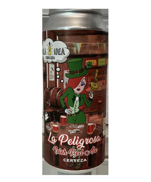 Cerveza Artesanal Mala IdeaMala idea