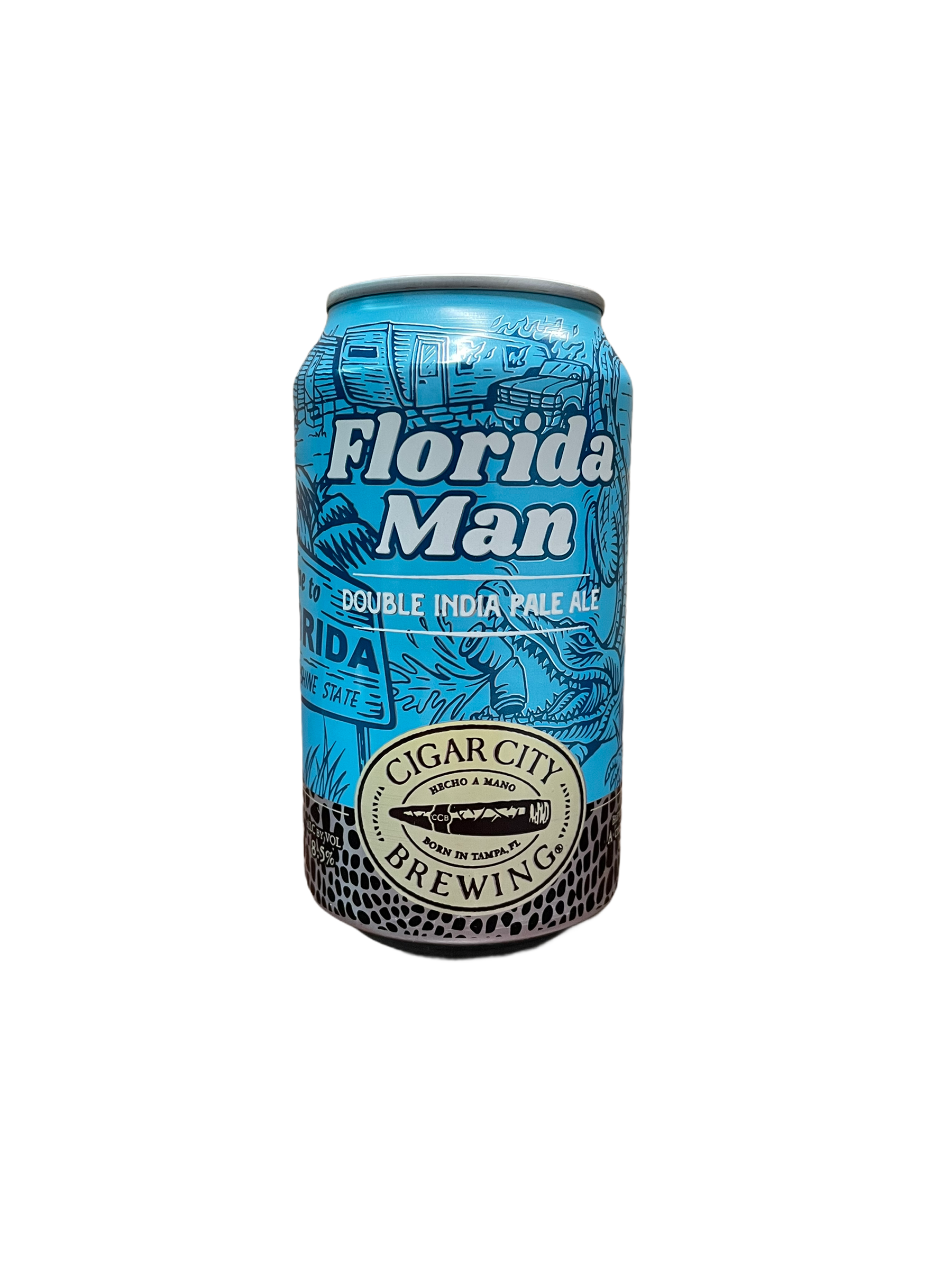 Cigar City Brewing Florida Man
