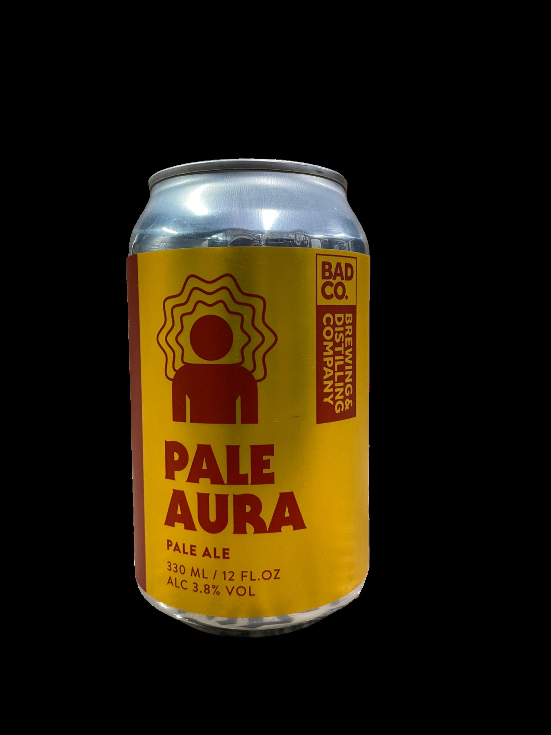 Cerveza Artesanal BADCO PALE ALE
