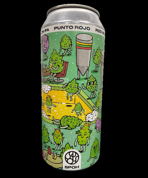 Cerveza Artesanal Spoh