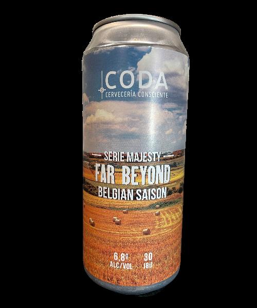 Coda Belgian Saison