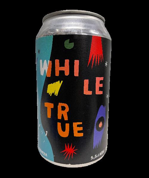 Cerveza Artesanal Hasta Pronto While True