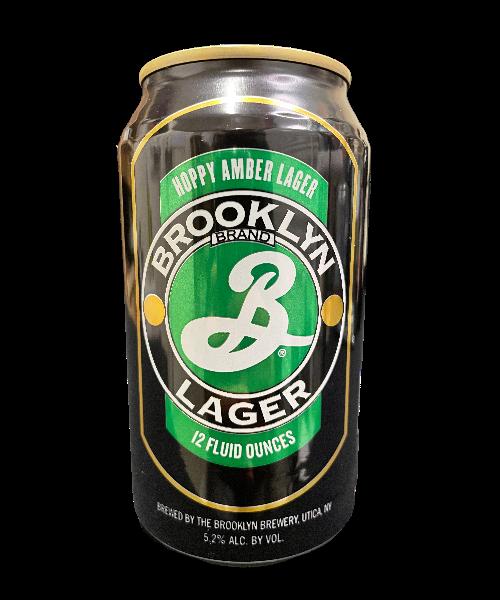 Brooklyn Lager une los sabores de toffe, tostadas y caramelo con un aroma a lúpulo seco lleno de pomelo, flores y pino. Ya sea en su vaso de pinta favorito, una botella confiable o una lata versátil, Brooklyn Lager es la cerveza para el trabajo. Si está buscando la lager ámbar de lúpulo seco que cambió el mundo, no busque más.