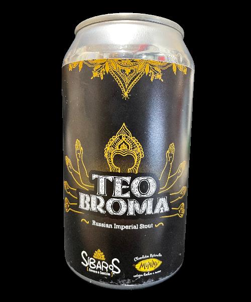 Cerveza artesanal Sibaros Russian Imperial Stout