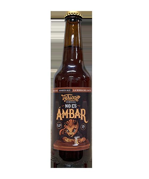 Cerveza Artesanal Vericcio