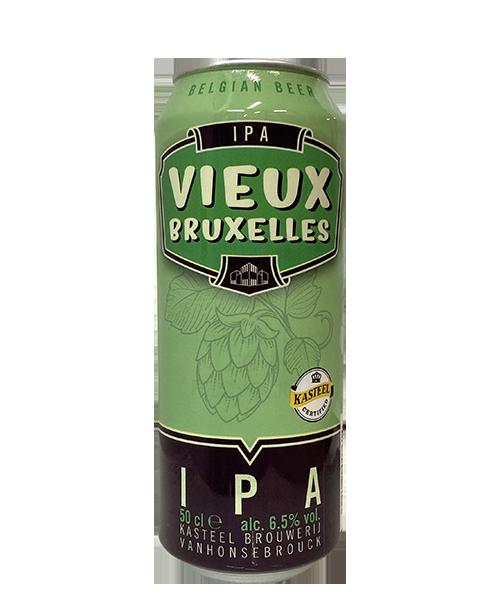 Cerveza Artesanal Vieux-Bruxelles